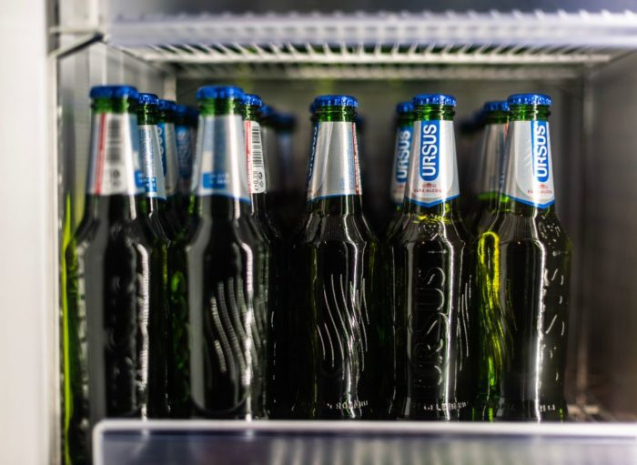 Bere Ursus fara alcool ficat gras