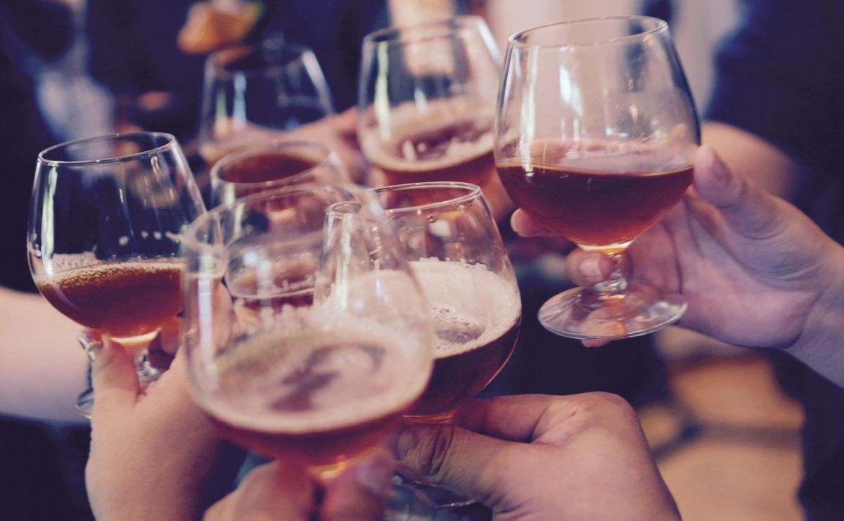 Poti sa bei alcool daca ai ficat gras?