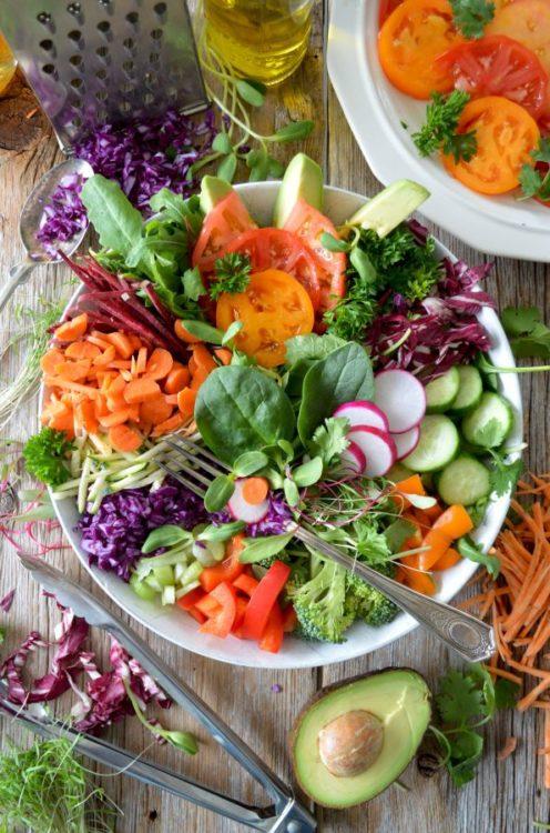 salata pentru steatoza hepatica