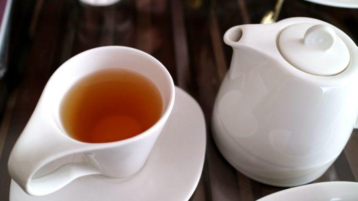 ceai verde pentru ficat gras
