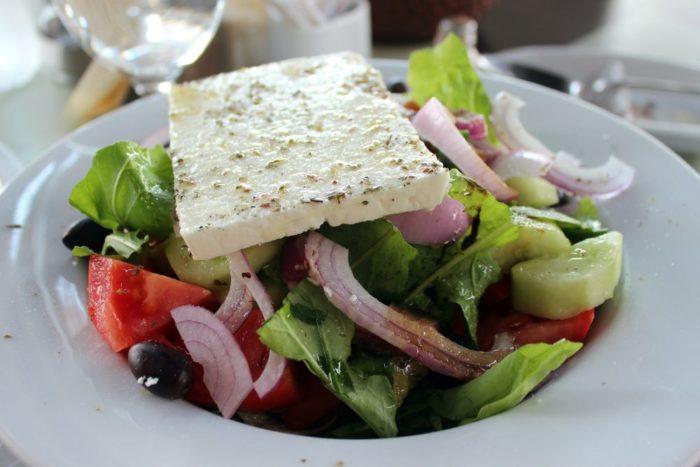 salata ficat gras