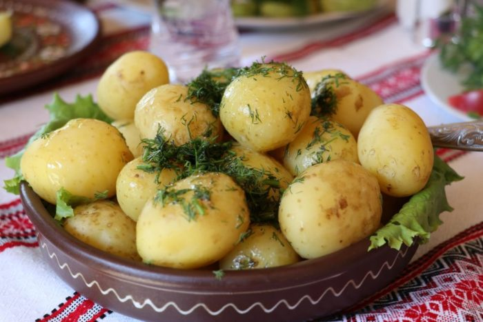 cartofi fierti ficat gras