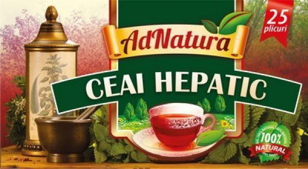 ceai hepatic adnatura